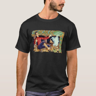 Aladdin's Lamp Dark T-Shirt