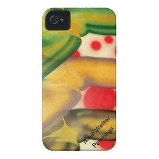 Alain Welter Crazy Horses Case-Mate iPhone 4 Cases