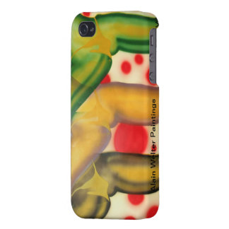 Alain Welter Crazy Horses iPhone 4 Case