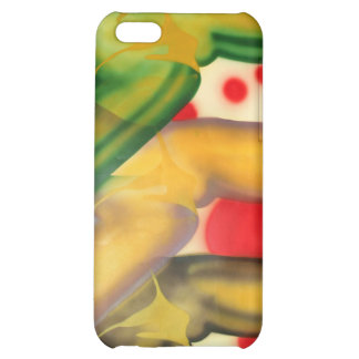 Alain Welter Crazy Horses iPhone 5C Covers
