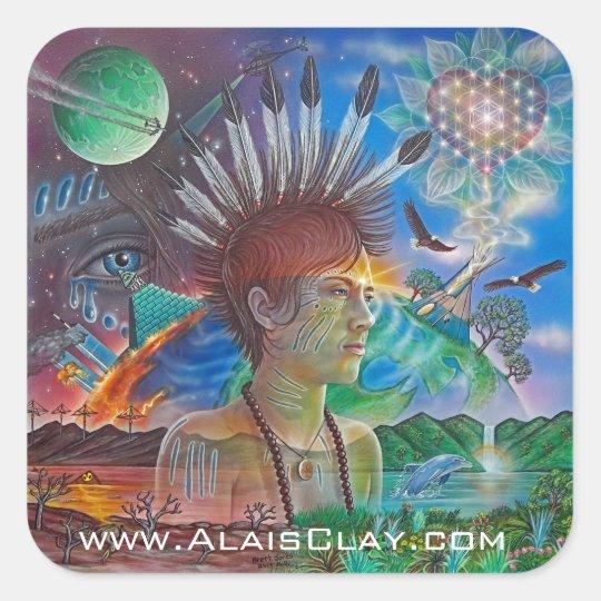 Alais Clay - End of An Era sticker
