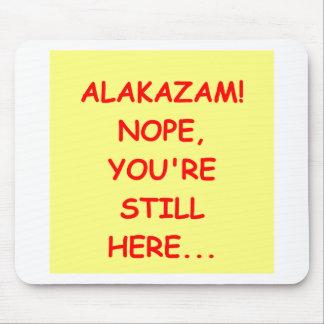 ALAKAZAM.png Mouse Pad