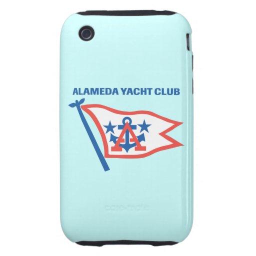 Alameda Yacht Club iPhone 3 case