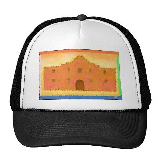 Alamo 2 hats