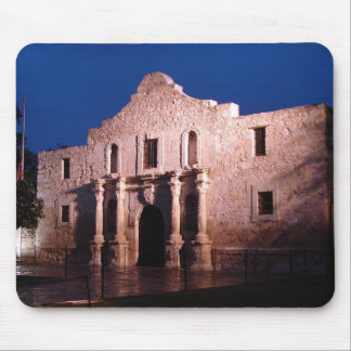 Alamo at Night Mouse Mat