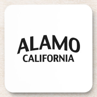 Alamo California Beverage Coasters