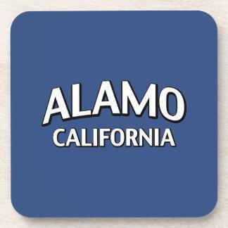 Alamo California Drink Coasters