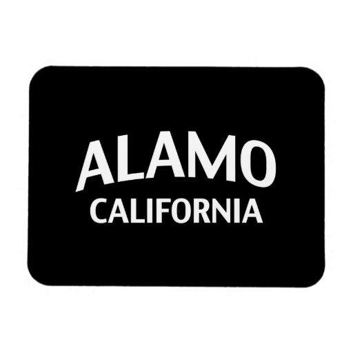 Alamo California Flexible Magnet