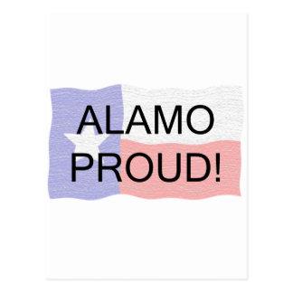 Alamo Proud Post Cards