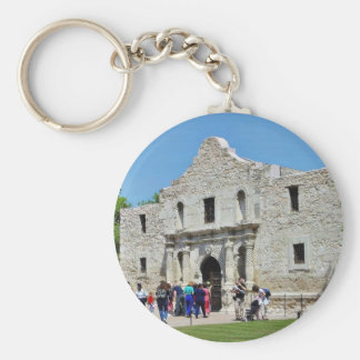 Alamo San Antonio Forts Texas Key Ring