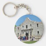 Alamo San Antonio Forts Texas Keychain