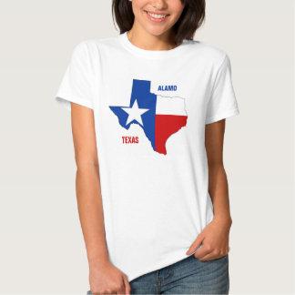 Alamo texas tshirt