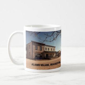 Alamo Village Movie Location Basic White Mug