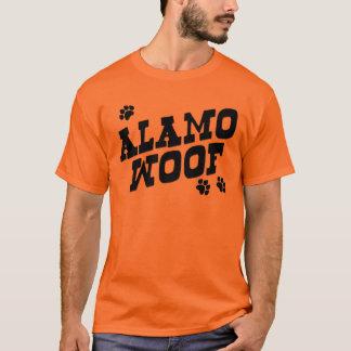 Alamo WOOF Logo (Colored) T-Shirt