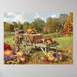 """Alan Giana """"Autumn Treasures"""" Poster"""