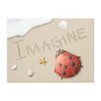 "Alan Giana ""Imagine"" Canvas Print"