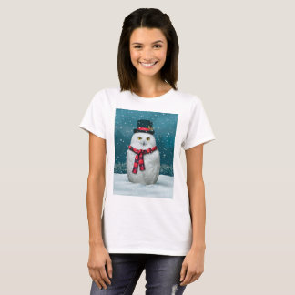 "Alan Giana ""Snowy Day"" T-Shirts and More"