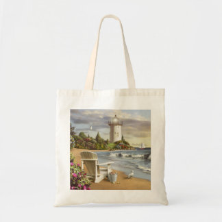 "Alan Giana ""The Perfect Place"" Budget Tote Bag"