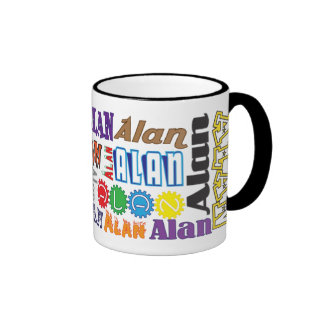 Alan Coffee Mugs