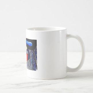 Alan Partridge Lapdance Drawing Coffee Mug