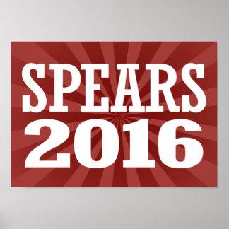 Alan Spears 2016 Poster