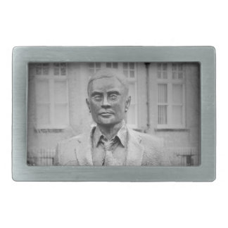 Alan Turing, OBE. The Father of Modern Computing Belt Buckle