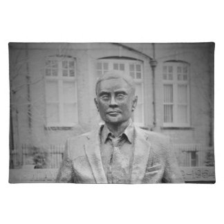 Alan Turing, OBE. The Father of Modern Computing Placemat