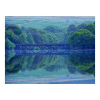 Alance Bridge Poster