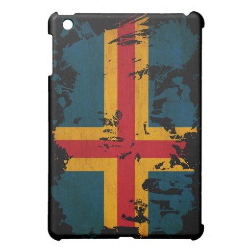 Aland Flag iPad Mini Cases