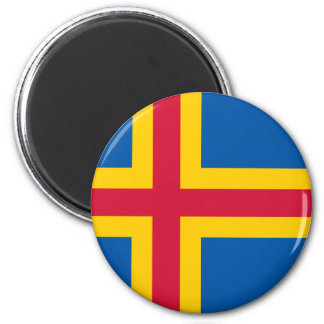Åland Islands AX Magnet