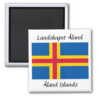 Åland Islands Magnet