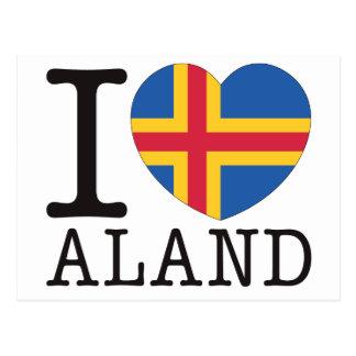 Aland Love v2 Post Cards