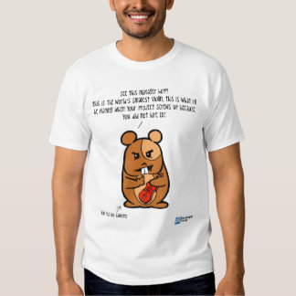 Alan's wise words tshirt