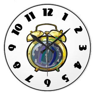Alarm Clock Clock