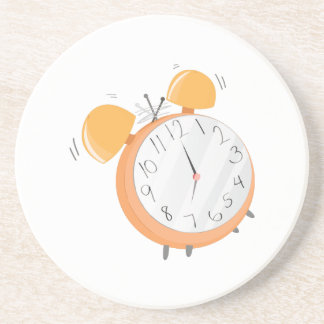 Alarm Clock Coaster