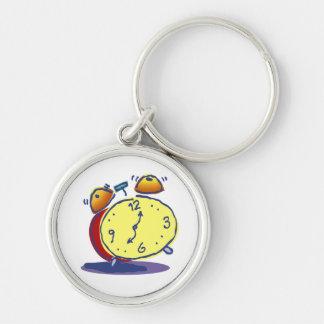 Alarm Clock Keychain