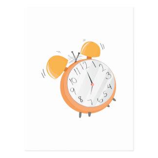 Alarm Clock Post Card