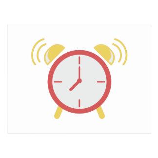 Alarm Clock Postcard