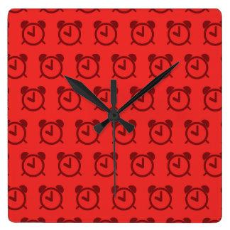 Alarm Clock reds