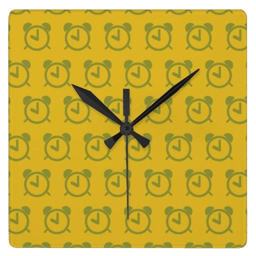 Alarm Clock yellows