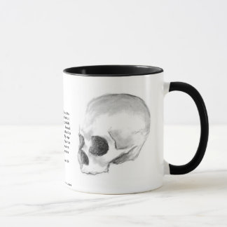 Alas, poor Yorick! Mug