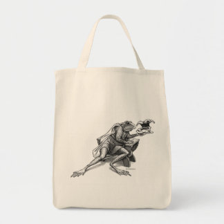 Alas Grocery Tote Bag