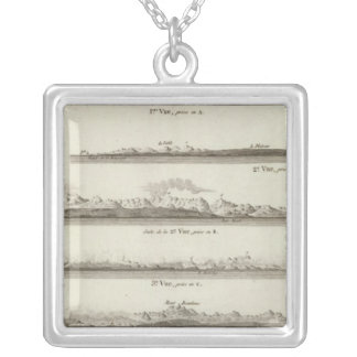 Alaska 10 silver plated necklace