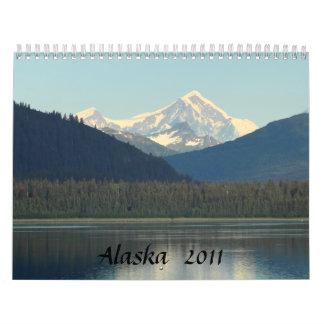 Alaska  2011 calendar