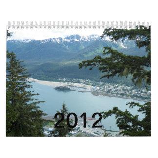 Alaska 2012 Calendar