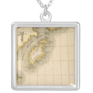 Alaska 22 silver plated necklace
