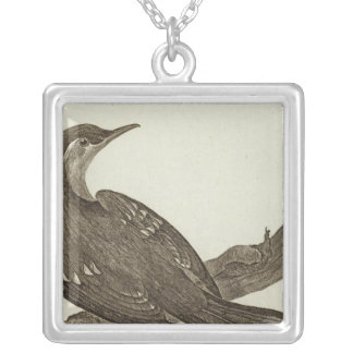 Alaska 2 silver plated necklace