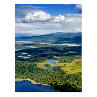alaska-71 postcard