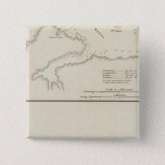 Alaska 8 15 cm square badge
