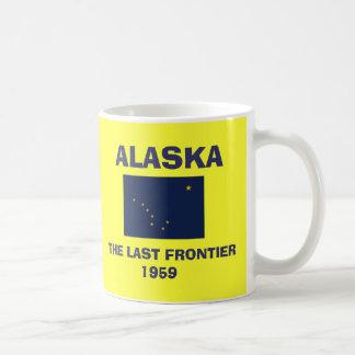 Alaska AK* Coffee Mug  Alaska-Flagge Geschenkschal